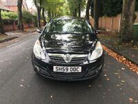 Vauxhall Corsa 12 Months Mot Full Service History Tow Key
