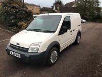Ford transit connect 2006-1.8 Tdci-140k miles -full mot-ready for work-part ex welcome
