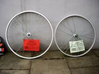 "Brand New Aluminium Rear Wheels 26"" and 700c for Mountain and Hybrid Bikes, CHEAP PRICE!!!!!"