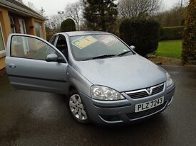 2005 Vauxhall Corsa with MOT great first car