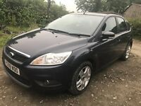 2009 59 FORD FOCUS 1.6 TDCI STYLE £30 TAX NEW MOT WITH 0 ADVISORIES