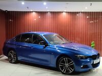 18 reg BMW 335d M-Sport X-Drive- SHADOW EDITION - only 22k miles - hpi clear - PX WELCOME