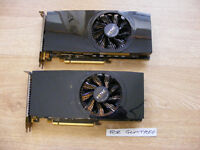 Pair of Zotac (nVidia) GTX260 graphics cards for sale.