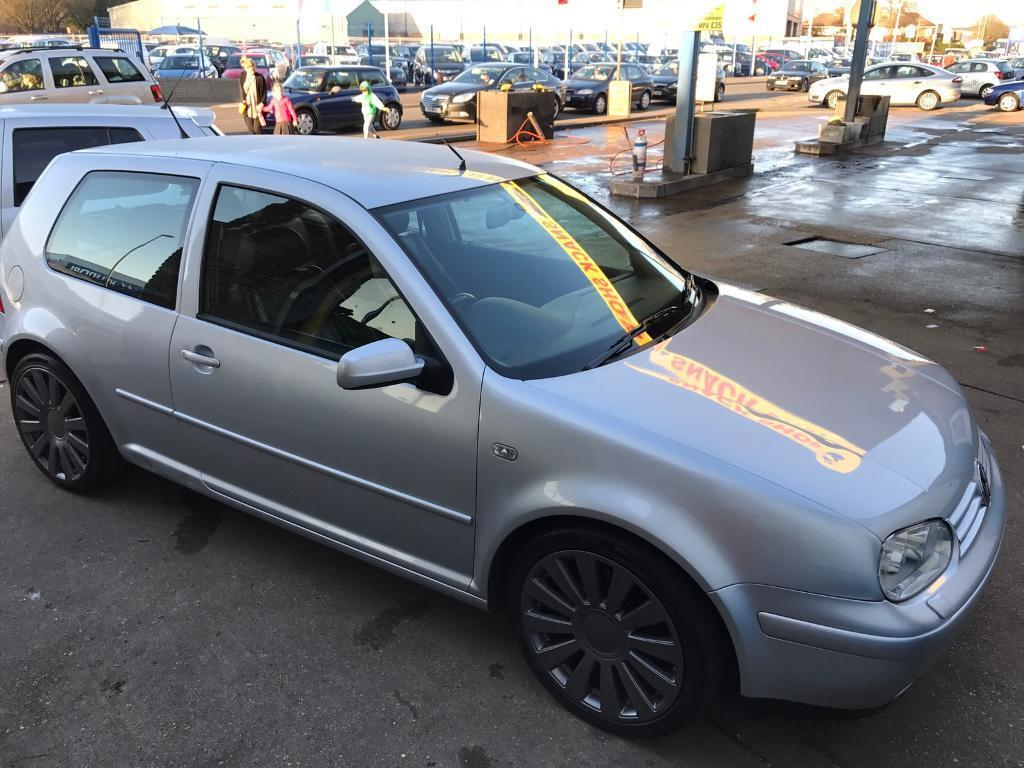 vw golf mk4 2 8 v6 4motion in portsmouth hampshire gumtree. Black Bedroom Furniture Sets. Home Design Ideas