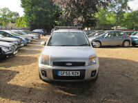 FORD FUSION 1.6 PETROL 5 DOOR 2 FORMER KEEPERS 7 SERVFICE STAMPS 2 KEYS HPI CLEAR WARRANTED MILEAGE
