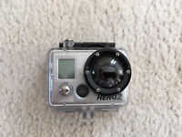 GoPro Hero 2 Outdoor Professional Edition + EXTRA BATTERY INCLUDED