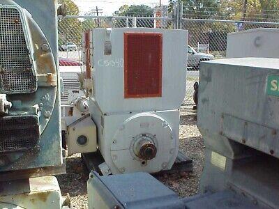 500 Hp Siemens-allis Ac Electric Motor 3600 Rpm Fr 509us Wpiisb 2300 V Eok