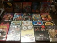 Dvd assorted collection £35