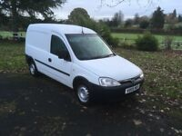 Vauxhall combo 1.7 TD 12mths mot side door good codition throughout very reliable £650 ono