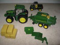 John Deere Tractor Bundle