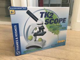 Microscope - (TK2 Scope) - (as new)