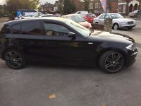 2008 - BMW 118d – Diesel – AUTO – 124,000 mile with History