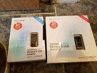 TP Link wireless mini adapter