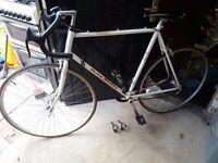 Racing bicycle mens Raleigh vitesse