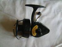 """""""Intrepid De-Luxe"""" (K.P. Morritt's) Antique Fishing Reel."""