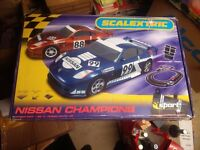 Scalextric Nissan Champions