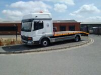 MERCEDES ATEGO 817 RECOVERY
