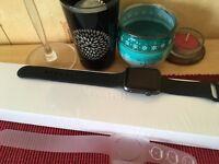 Apple Watch Series 1 42mm few days old * boxed * under Apple Warranty