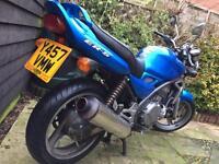 Kawasaki er5-c1 / 500cc / 2001 / 1 years MOT