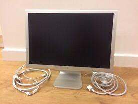 "Apple Cinema Display 20"" - 1680 x 1050 - Excellent Condition"
