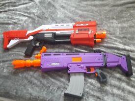 Fortnite NERF guns