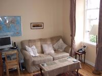 short term let in one bedroom flat near shore