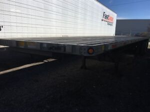 2007 Utility Flat bed -
