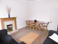 2 bedroom fully furnished 1st floor flat to rent on Howden Street,Newington, Edinburgh