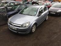 breaking for spares vauxhall astra 1.6 twinport 2006
