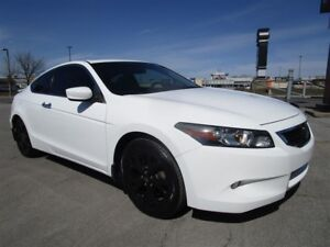 2008 Honda Accord Coupe COUPE;EX-L V6, NAVI, CUIR, TOIT, 119000K