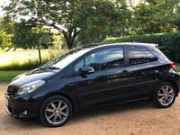 TOYOTA YARIS 2012, ONE LADY OWNER. VERY LOW MILEAGE ONLY 23k. Full service history
