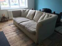 FREE Four seater Sofa.