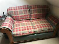 TWO SEATER BED SETTEE