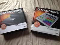 Maschine MK2 White (+software) and Maschine stand £400 ono