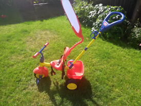 Moving- Little Tikes 4 in 1 Great condition