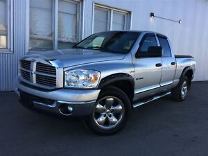2008 Dodge Ram 1500 ST, 4X4, HEATED MIRRORS, BED LINER.