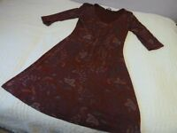Ladies Fat face tunic / dress size 10
