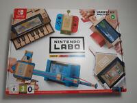 UNUSED Nintendo Labo Variety Kit Multi-Kit