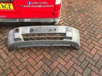 Ford transit connect bumper