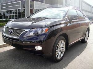 2010 Lexus RX 450H Hybrid,Navigation,Toyota Safety