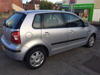 Volkswagen Polo 1.4 TDI , New MOT, Service history, 5 doors £700