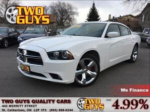 2011 Dodge Charger RALLYE PKG SUNROOF CHROME RIMS
