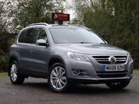 Volkswagen Tiguan 2.0 TDI Sport Tiptronic 4Motion 5dr FULL VW HISTORY+CAMBELT DONE