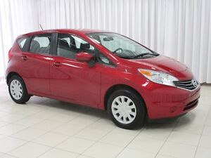 2015 Nissan Versa WOW! WHAT MORE DO YOU NEED!? SV NOTE 5DR HATCH