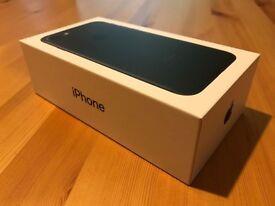 NEW - iPhone 7 32gb matte black - unlocked