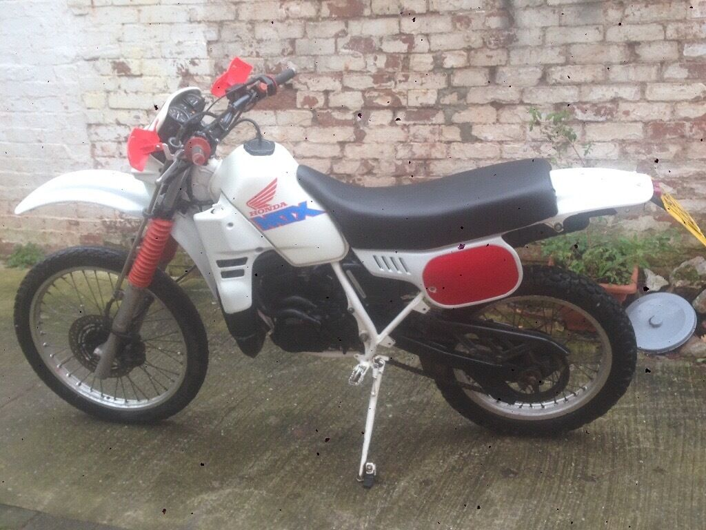 honda mtx 125 rwl in paignton devon gumtree. Black Bedroom Furniture Sets. Home Design Ideas