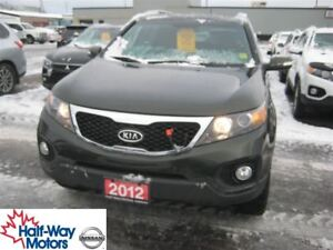 2012 Kia Sorento LX (A6) | An Easy Choice!