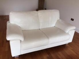 White leather spf