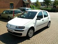 Fiat Punto JTD 1.9 Diesel 5 Door