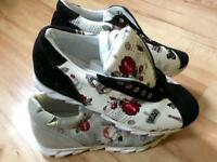 2 Pairs Of Fashion Trainers - Great Condition